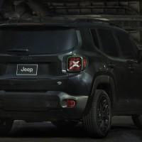 2016 Jeep Renegade Dawn of Justice (BU)
