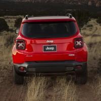 2015. Jeep Renegade Latitude