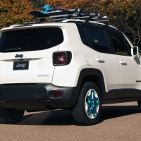 2014. Jeep Renegade Frostbite