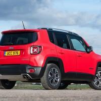2015. Jeep Renegade Limited UK-spec