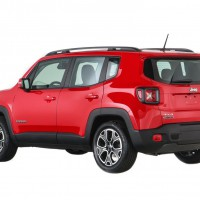 2015. Jeep Renegade Longitude BR-spec