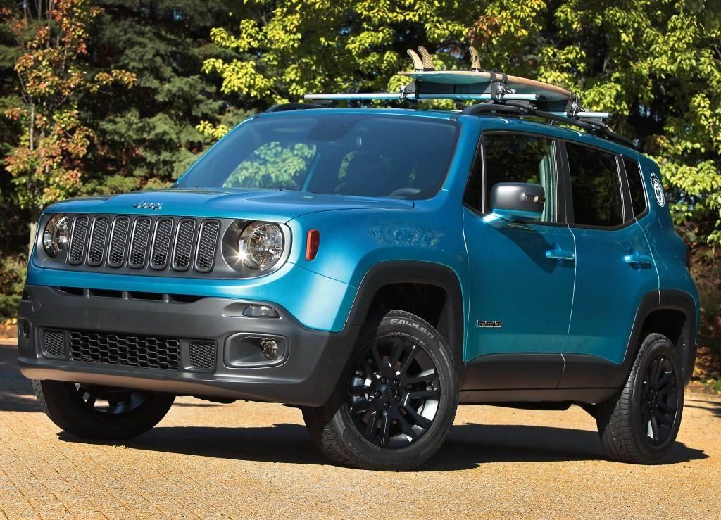 2014. Jeep Renegade Riptide
