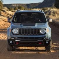 2015. Jeep Renegade Trailhawk