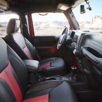2015. Jeep Wrangler Red Rock Responder Concept (JK)