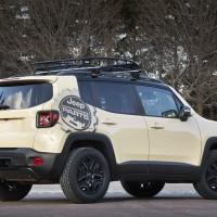 2015. Jeep Renegade Desert Hawk Concept
