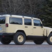 2015. Jeep Wrangler Africa Concept (JK)