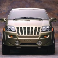 2000. Jeep Varsity (Concept)(1 экз)