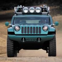 2001.Jeep Willys 2 (Concept)