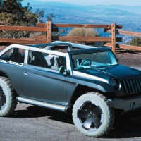 2001. Jeep Willys (Concept)