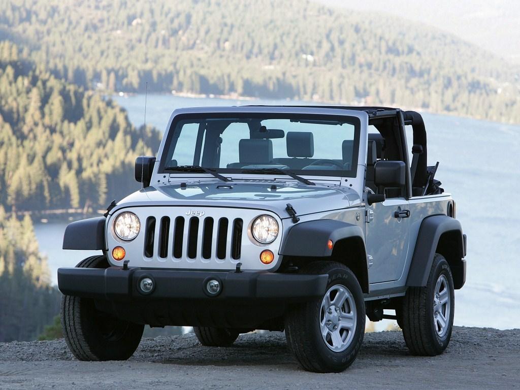 2007–2010. Jeep Wrangler X (JK)
