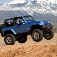2007. Jeep Wrangler All-Access Concept (JK)