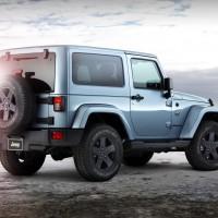 2012. Jeep Wrangler Arctic EU-spec (JK)