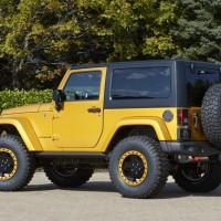2013. Jeep Wrangler Copper Crawler (JK)