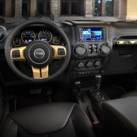 2013. Jeep Wrangler Dragon (JK)