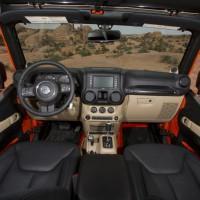 2014. Jeep Wrangler MOJO Concept (JK)