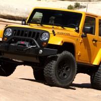 2012. Jeep Wrangler Mopar Accessorized (Concept) (JK)