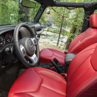 2013. Jeep Wrangler Rubicon 10th Anniversary EU-spec (JK)