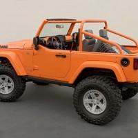 2006. Jeep Wrangler Rubicon King (Concept) (JK)