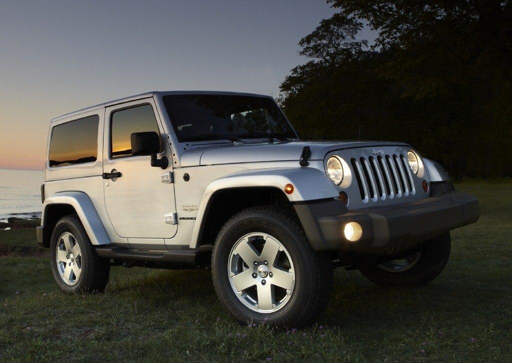 2010–н.в. Jeep Wrangler Sahara EU-spec (JK)