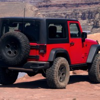 2013. Jeep Wrangler Slim Concept (JK)(март)