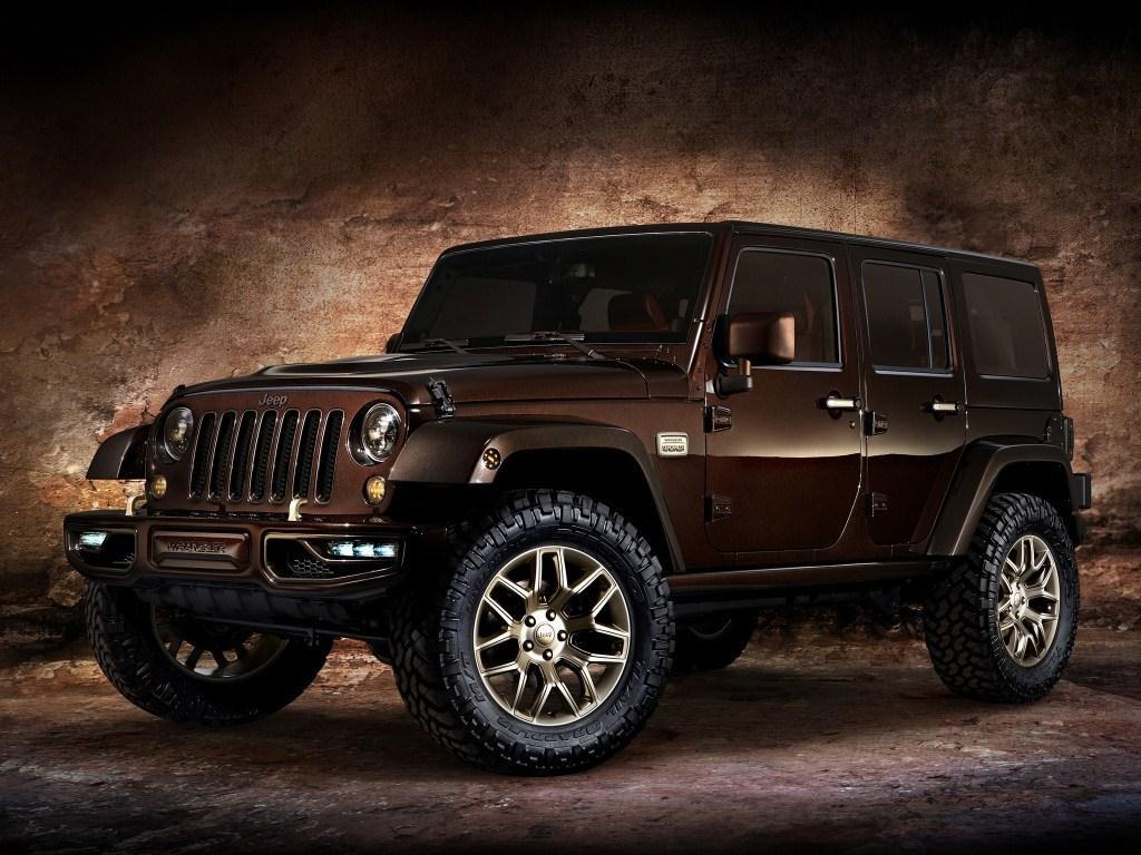 2014. Jeep Wrangler Sundancer Concept (JK)