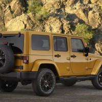 2014. Jeep Wrangler Unlimited Altitude (JK)