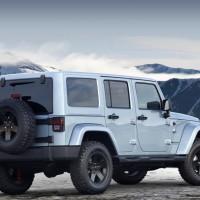 2012. Jeep Wrangler Unlimited Arctic (JK)