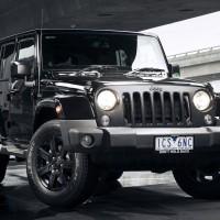 2014. Jeep Wrangler Unlimited Blackhawk (JK)