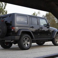 2010. Jeep Wrangler Unlimited Call of Duty Black Ops (JK)