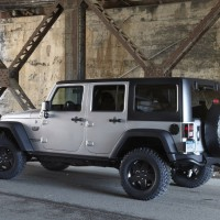 2011. Jeep Wrangler Unlimited Call of Duty MW3 (JK)