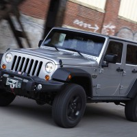 j2011. Jeep Wrangler Unlimited Call of Duty MW3 (JK)