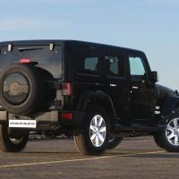 2014. Jeep Wrangler Unlimited Indian Summer (JK)