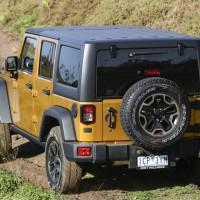 2014. Jeep Wrangler Unlimited Rubicon X AU-spec (JK)