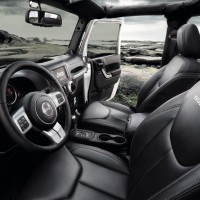 2014. Jeep Wrangler Unlimited Rubicon X (JK)