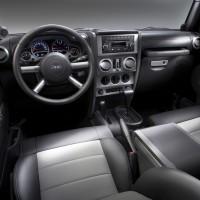 2008. Jeep Wrangler Unlimited Sahara Luxury Leather Package (JK)