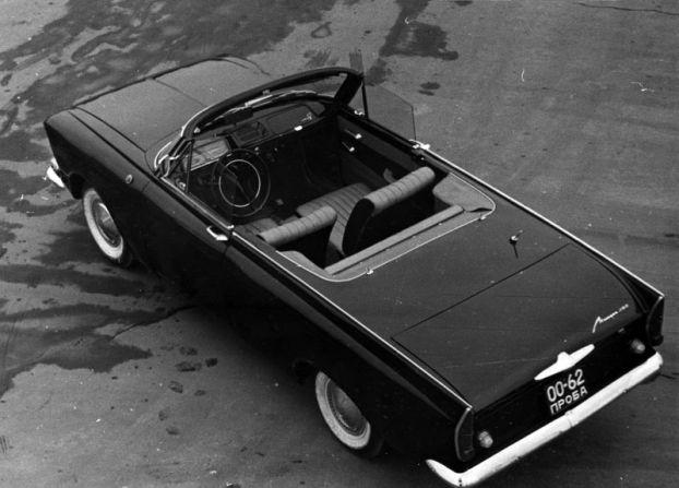 1964. Moskvich 408 Coupe (Concept)