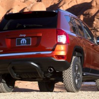 2012. Jeep Compass True North Concept (февраль)