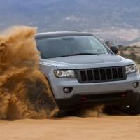 2011. Jeep Grand Cherokee Off-road Edition Concept (WK2)