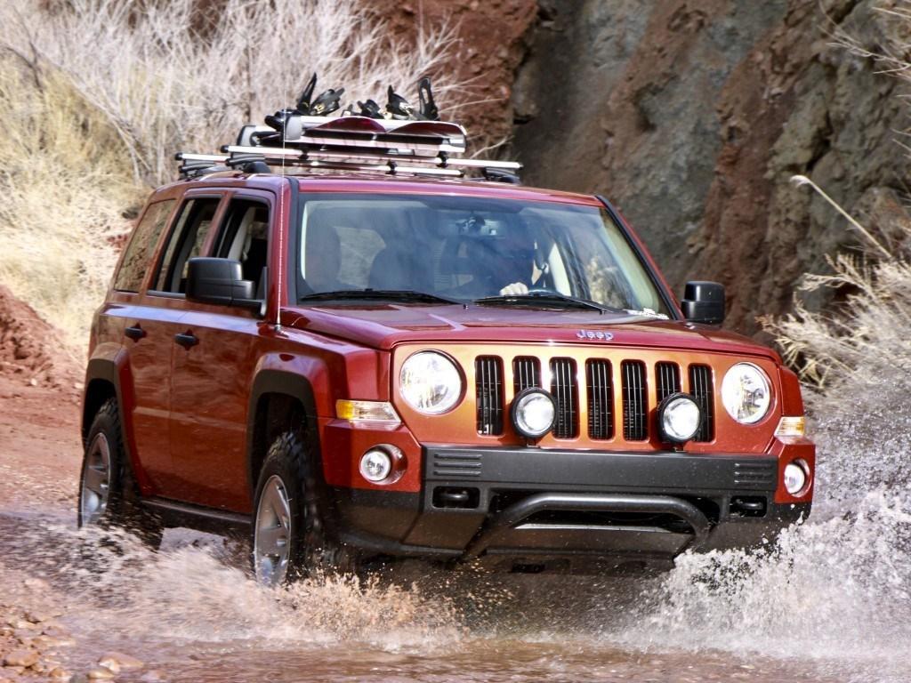 2010. Jeep Patriot Extreme (Concept)