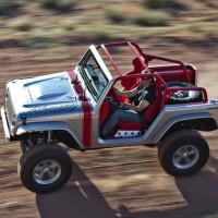 2011. Jeep Wrangler Pork Chop Concept (JK)(апрель)
