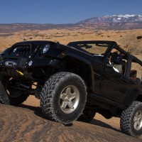 2011. Jeep Wrangler Renegade Concept (JK)