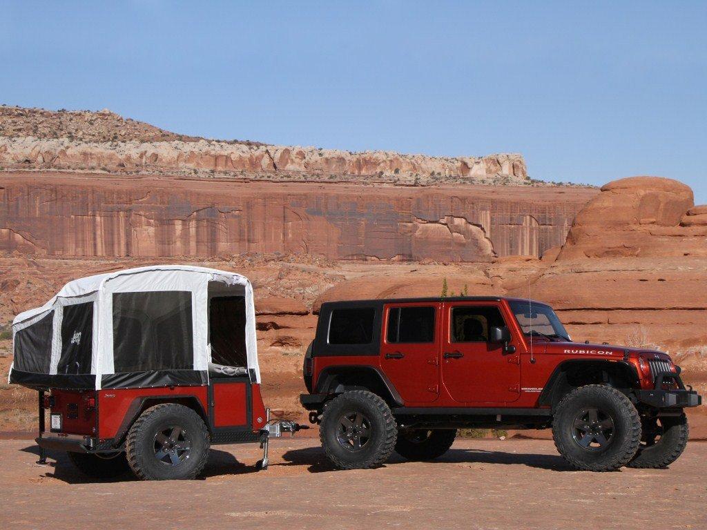 2011–н.в. Mopar Jeep Wrangler Unlimited Rubicon (JK) '