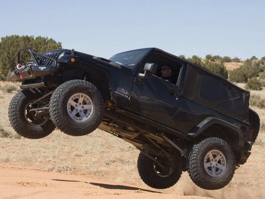 2008. Jeep Wrangler JKL (JK)