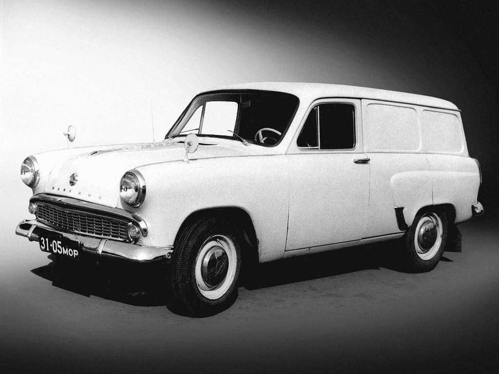 1963-1965. MZMA Moskvich 432