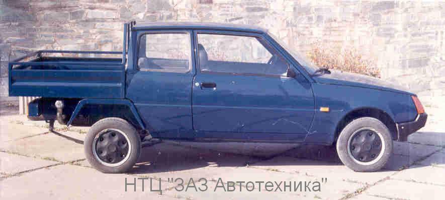 1992. ZAZ Tavria Picup (Concept)