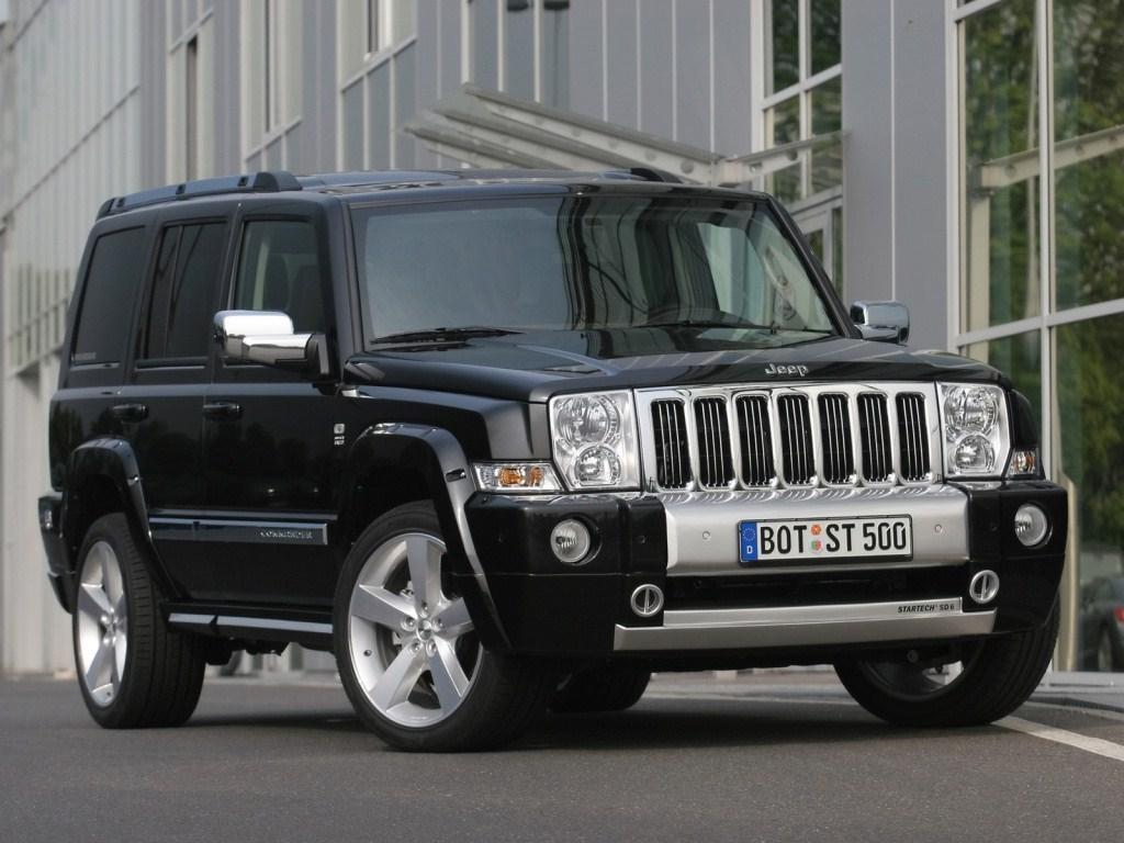 2006-2010. Startech Jeep Commander (XK)