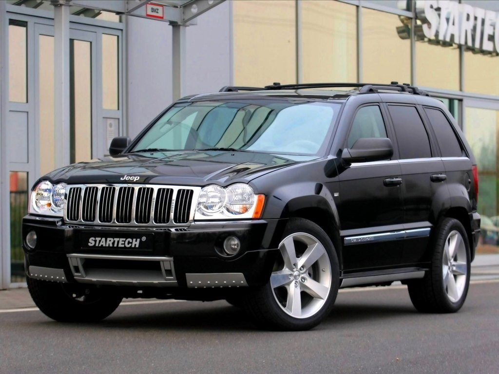 2005-2010. Startech Jeep Grand Cherokee (WK)