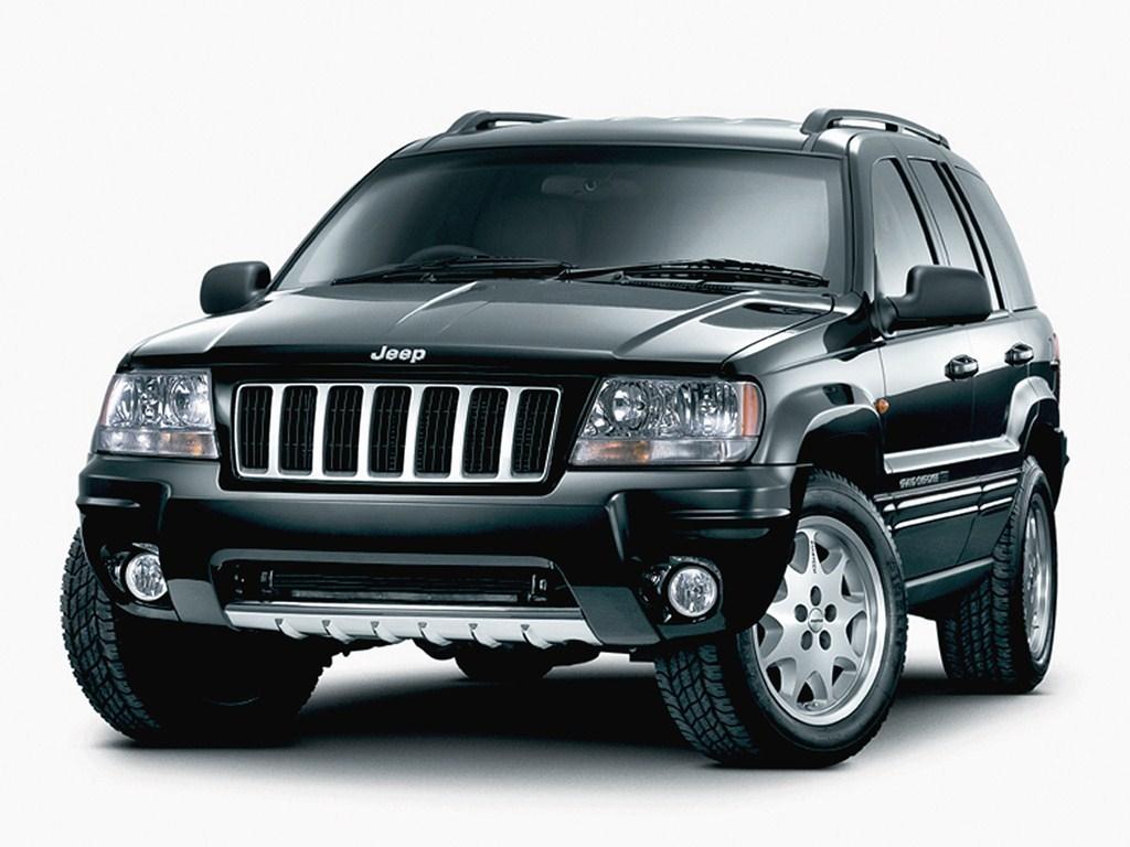 2003. Startech Jeep Grand Cherokee Stealth UK-spec (WJ)