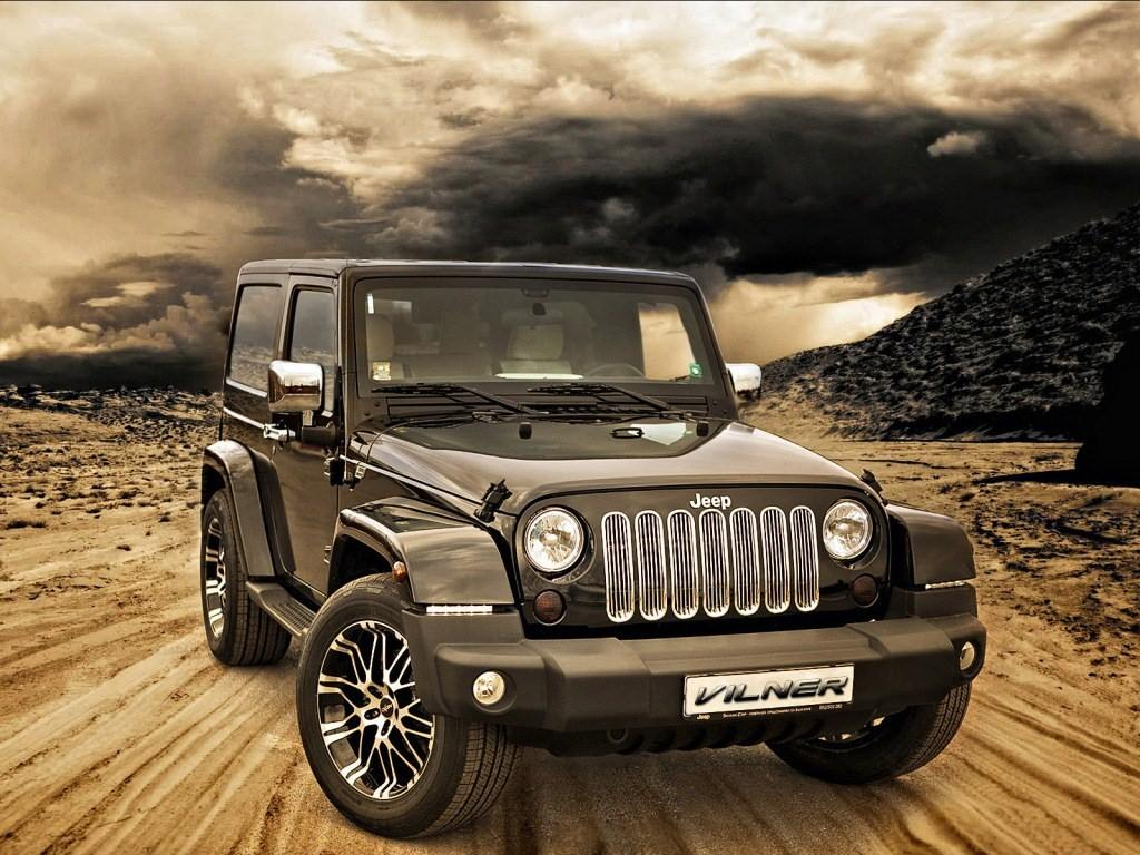2012–н.в. Vilner Studio Jeep Wrangler (JK)