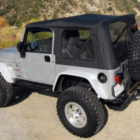 1997–2006. Xenon Jeep Wrangler (TJ)